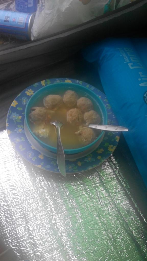 bakso made by chef damar