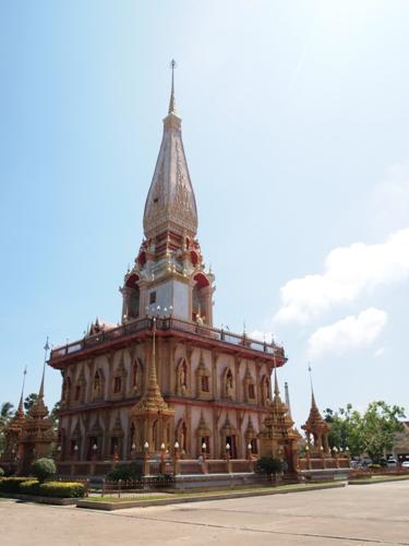 Wat Chalong Chedi