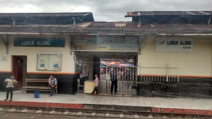 Stasiun Kereta Api Lubuk Alung