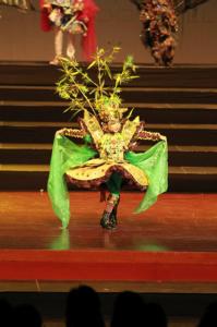 Gadis Cilik penampil JFC Indoor Concert
