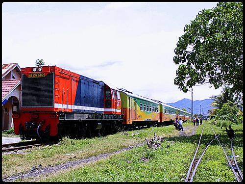 Kereta Api Wisata kebanggaan Sumbar (sumber : mbah gugel)