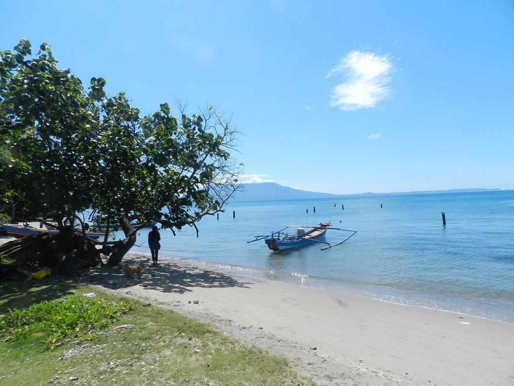 Singgah dulu di Pulau Sebesi