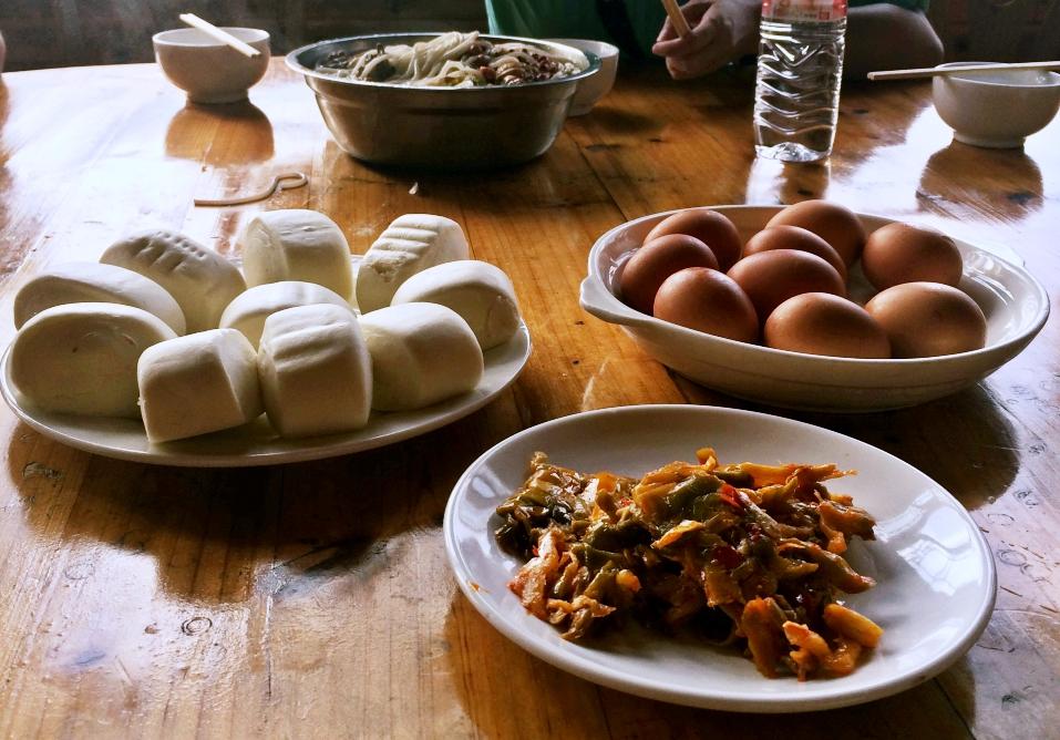 Menu sarapan pagi ala Cina