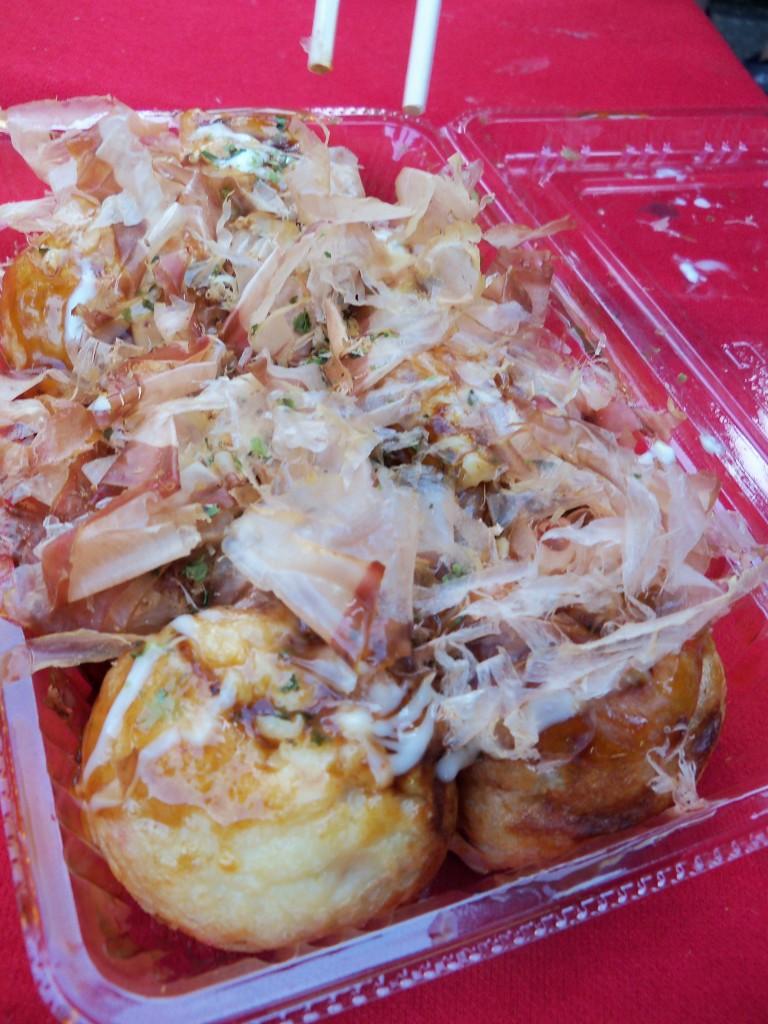 takoyaki yang montok