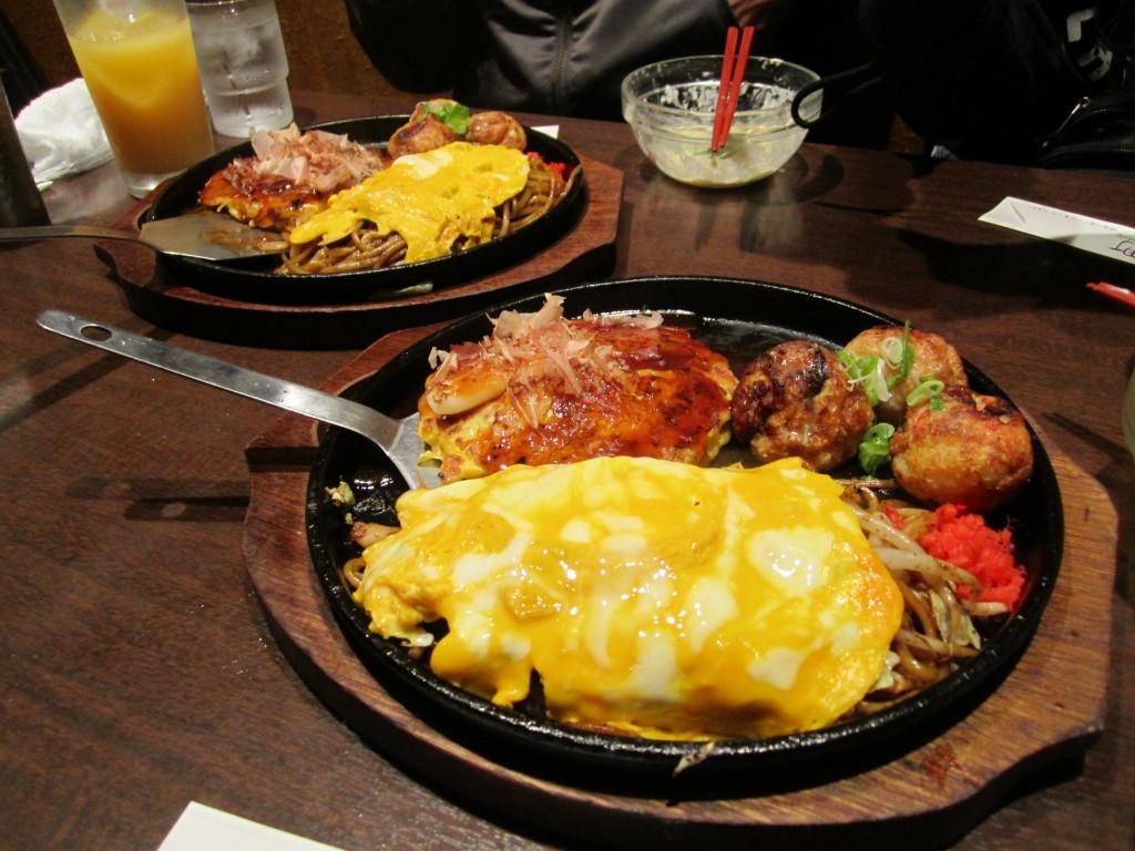 Okonomiyaki paket komplit