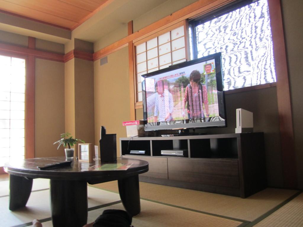 Living room Khaosan Hostel