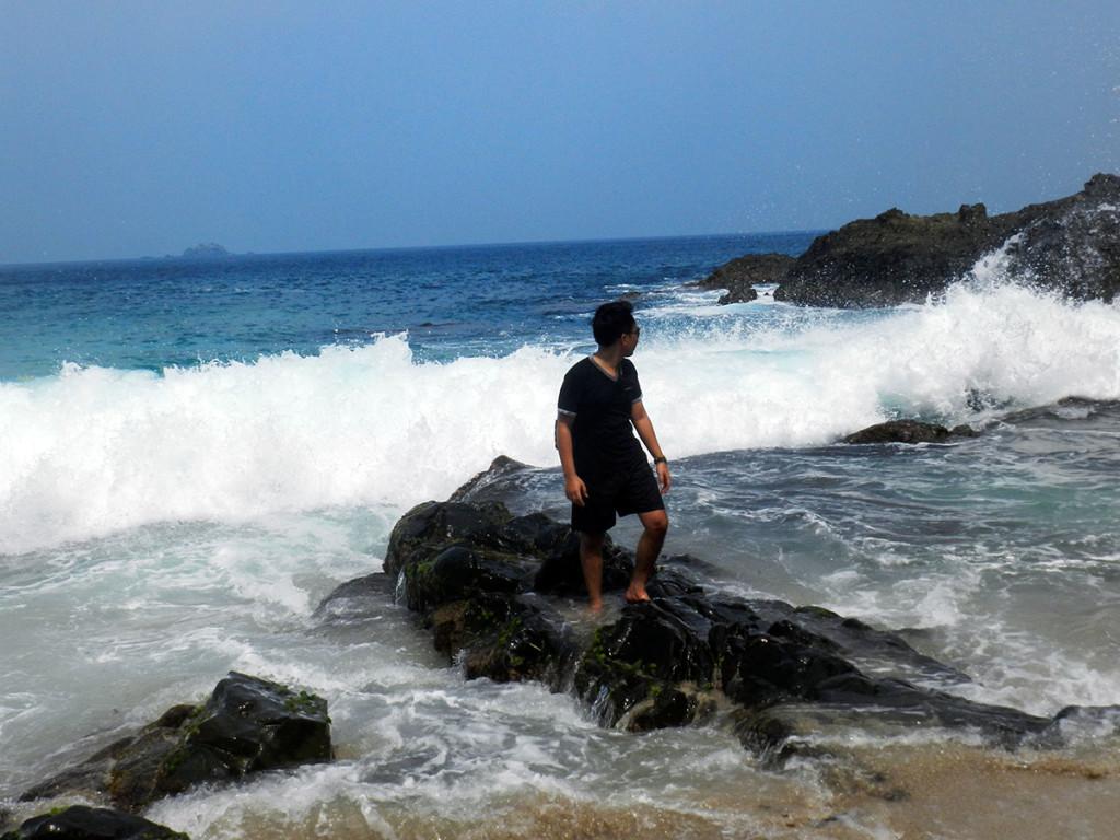 Pantai Gayo Teluk Kiluan