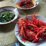 maskan lobster di kampung lobster