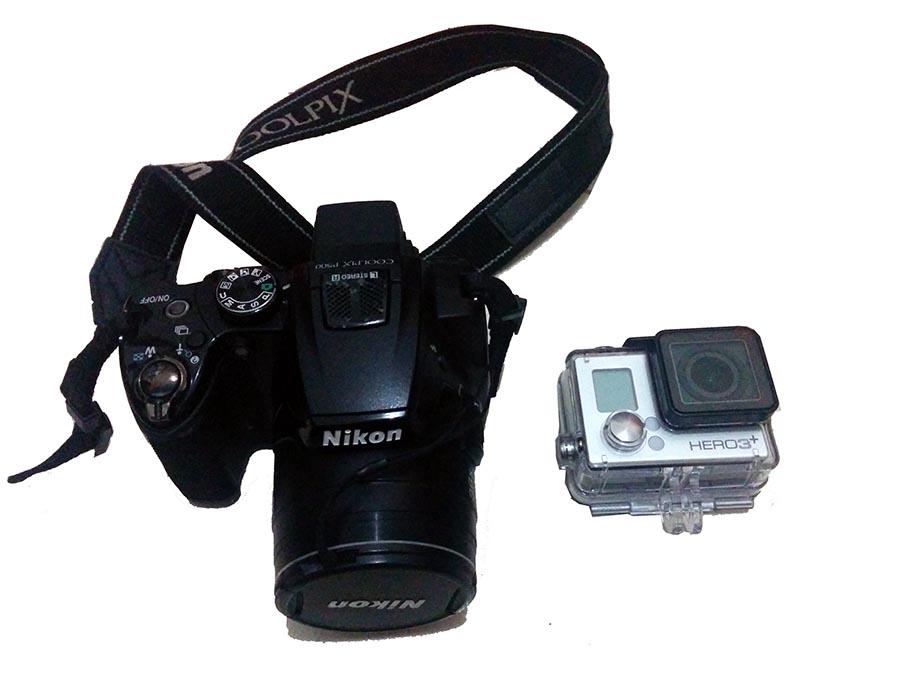 kamera dan gadget untuk travelng