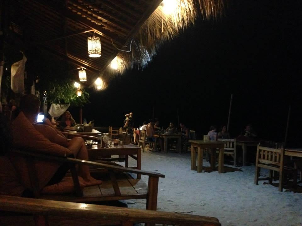 Restoran dengan tema cozy