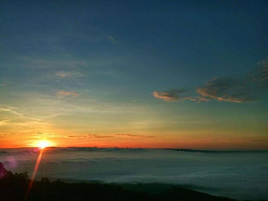 sunrise di sriten