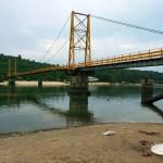 Jembatan Nusa Lembongan dan Nusa Ceningan