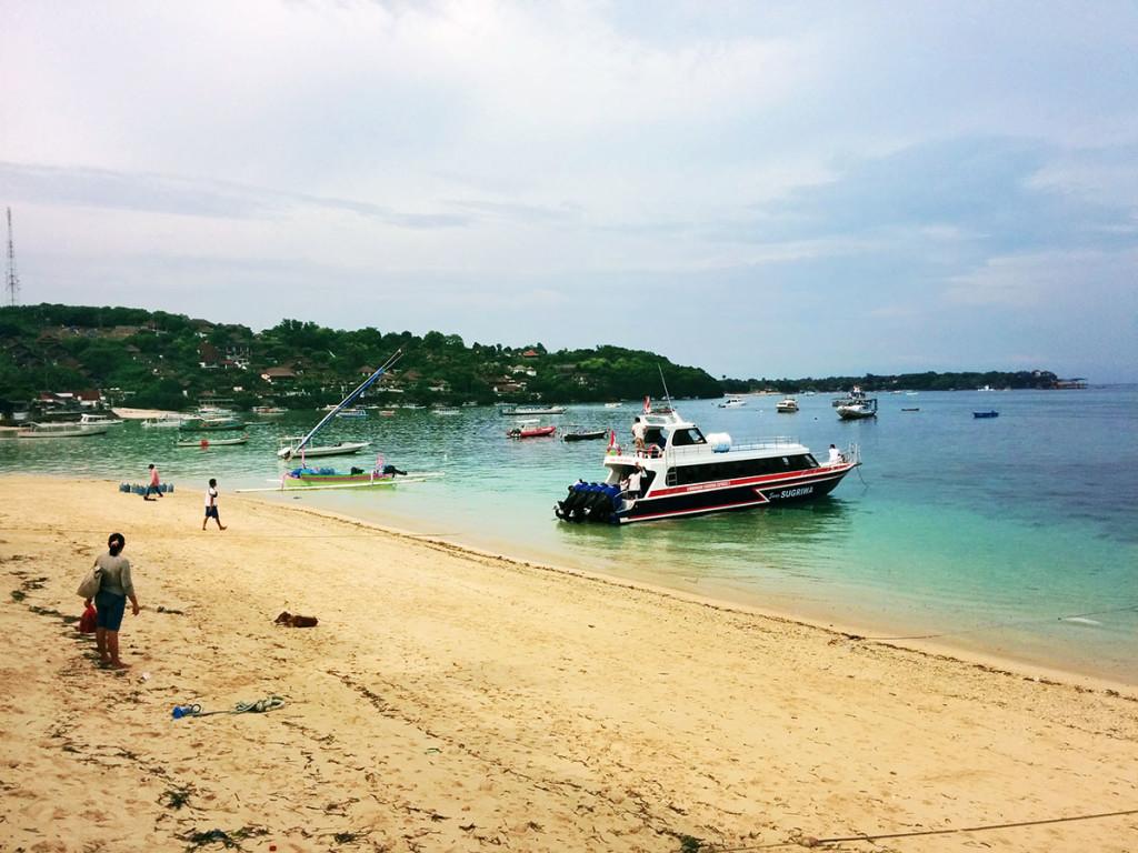 Jungutbatu beach Nusa Lembongan