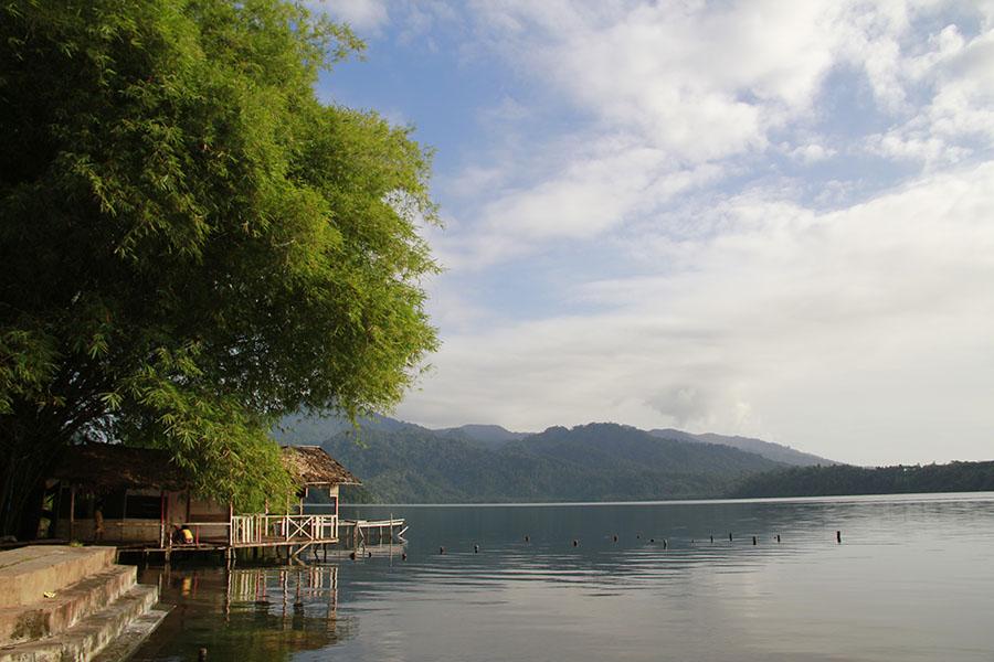 Danau duma, danau yang memiliki banyak kisah sejarah