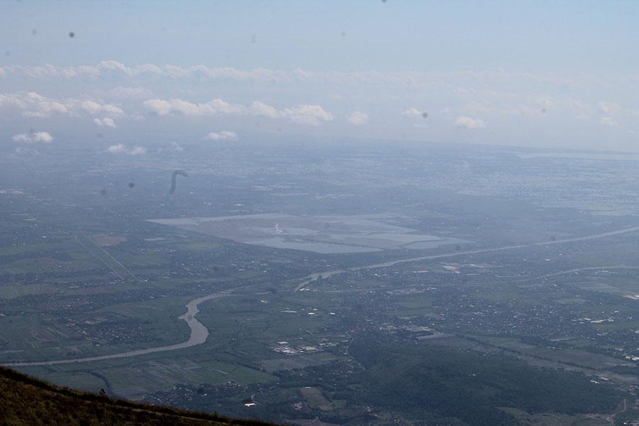 Lumpur Lapindo aerial