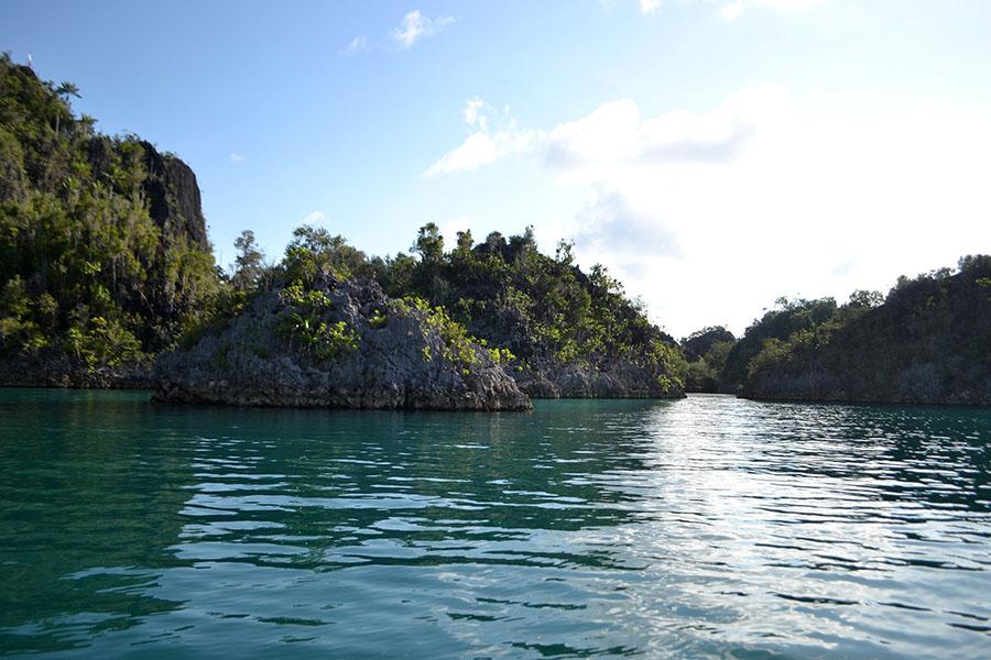 Pulau Piaynemo Raja Ampat